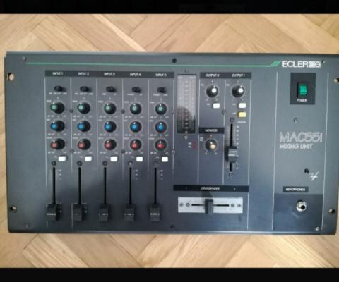 Ecler Mac55i