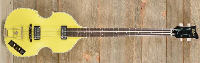 Bajo Custom Shop Hofner Gold Label Berlin 1962 Violin Bass
