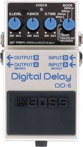 Vendo Boss DD6