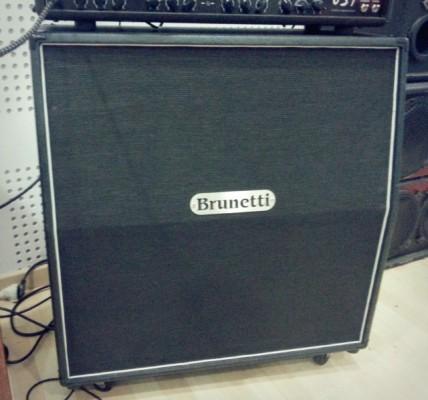 Pantalla Brunetti 4x12 con JENSEN C12K