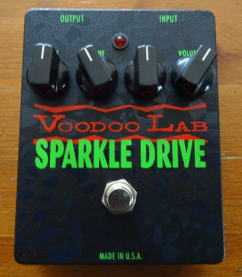 Vendo voodoo lab sparkle drive usa