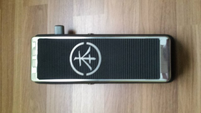 bbe pedal wah
