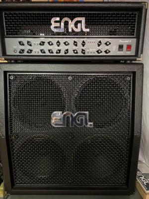 Venta Cabezal ENGL Powerball II + Pantalla ENGL E 412 PRO (Celestion Vintage 30) + Pedalera ENGL Z9