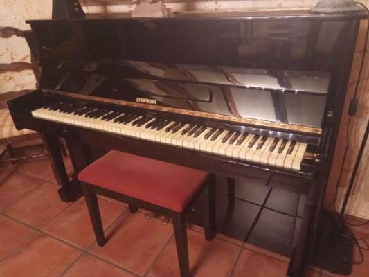 VENDO PIANO VERTICAL EN PERFECTO ESTADO (URGE)
