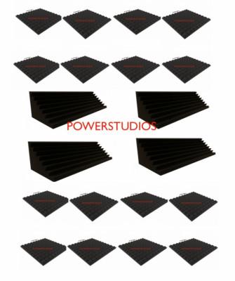 Kit súper promoción-16 paneles 4cm+4 trampas 100x30x30 nuevos en stock `envío incluido