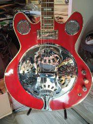 Guitarra Dobro electrico