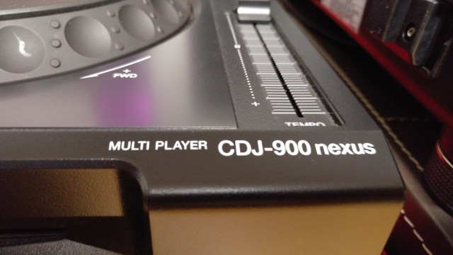 PAREJA PIONEER CDJ 900 NEXUS (NXS)