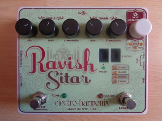 RAVISH SITAR - ELECTRO-HARMONIX