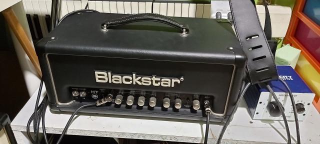 Blackstar HT5 más pedales