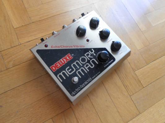 Electro Harmonix Deluxe Memory Man. Vendo o cambio
