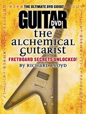 DVD Richard Lloyd (Television) The Alchemical Guitarist vol 1