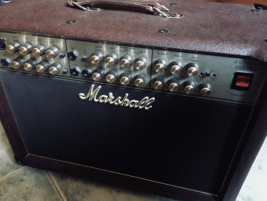 Amplificador Marshall AS80R