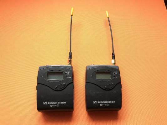 Sennheiser EW 100 G2 Band D