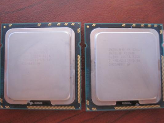 Procesadores E5620 4 núcleos para Mac Pro 5.1