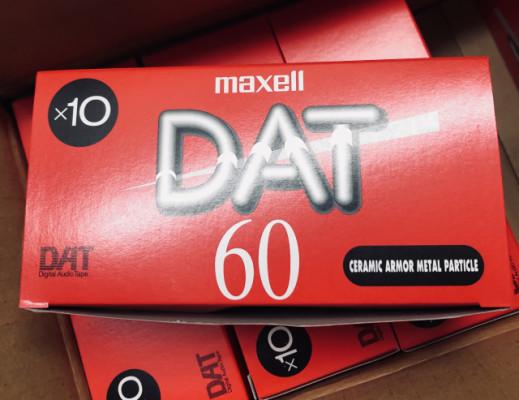 Pack de 10 cintas DAT
