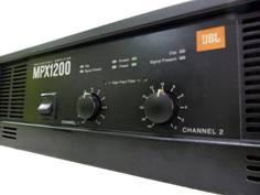 Etapa de potencia JBL MPX1200