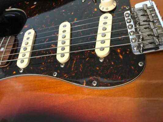 Fender Stratocaster 62 reissue. Electrónica a elegir.