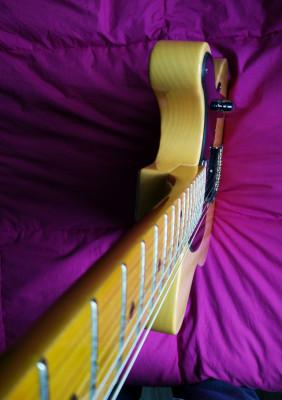 Fender squier telecaster classic vibe 50