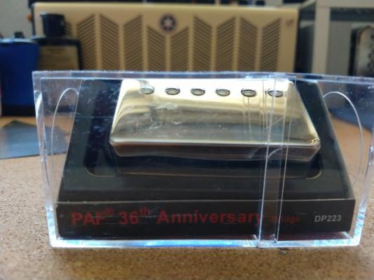 Dimarzio DP223 PAF 36 Anniversary. Envío incluido.