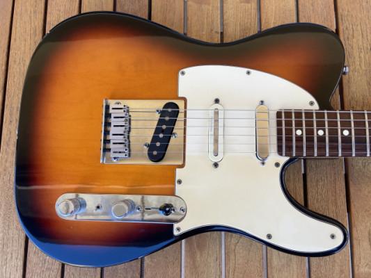 Fender Telecaster American Standard - Sunburst (1994)