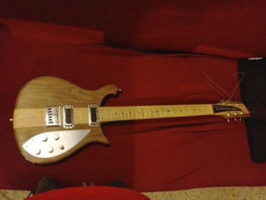 Rickenbacker 650 D
