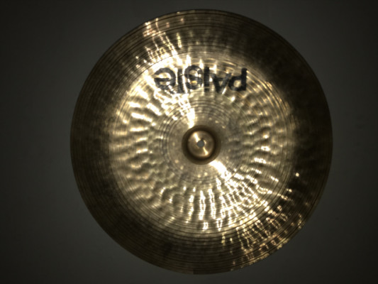 "PAISTE CHINA 18"" SERIE DIMENSIONS THIN"
