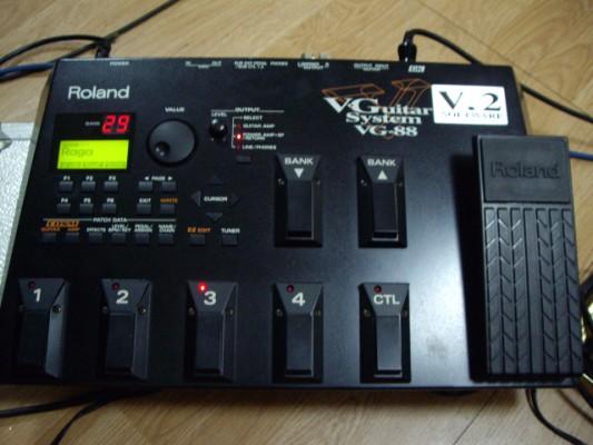 ROLAND VG-88 / Ver.2.O por  475 € También cambio