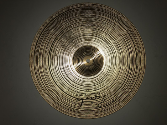 "PAISTE MEDIUM CRASH 16"" SERIE INNOVATIONS"