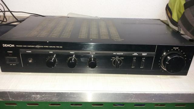 Amplificador hi-fi Denon pma 260