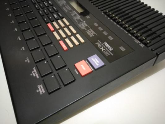 Drum machine Yamaha RX5 + Data & ROM cartridge