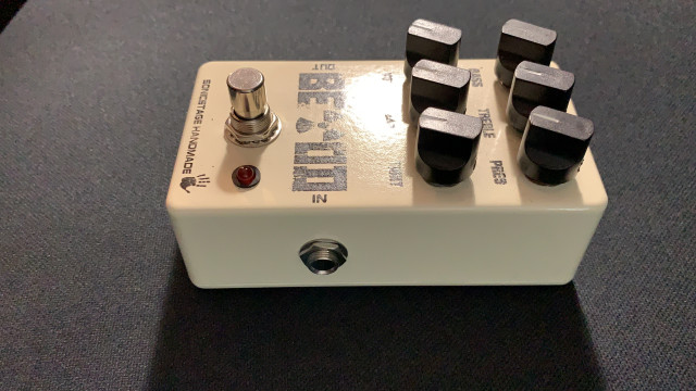 Sonicstage BE-OD high gain overdrive distorsion