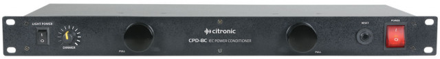 Acondicionador de corriente Citronic CPD8C (A Estrenar)