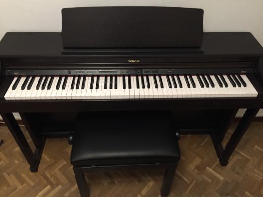 Vendo/Cambio piano digital Roland HP-203