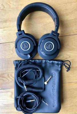 Auriculares Audio-Technica ATH M40X