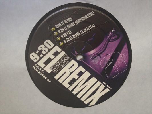 Vinilo CPV - 9:30 El Remix