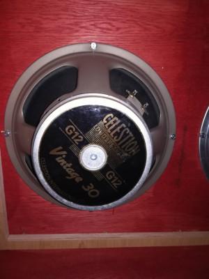 Altavoz Celestion G12 Vintage 30 v30 16 ohms