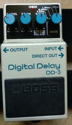 Delay Boss DD3 nuevo