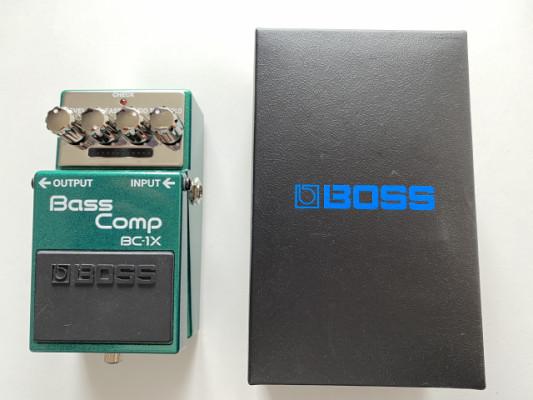 BOSS BASS COMP BC1X