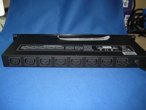 AMERICAN AUDIO PDP-950 - POWER SUPPLY/LIGHT MODULE