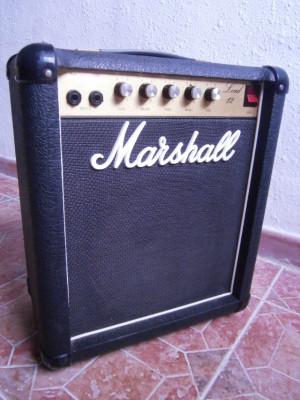 Marshall lead 12 mk1  1982 (Billy Gibbons)