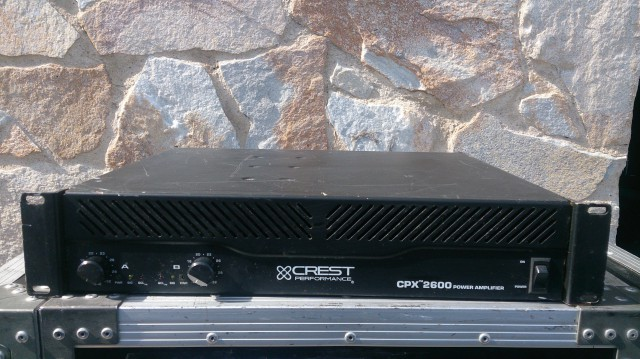 Crest Audio CPX 2600