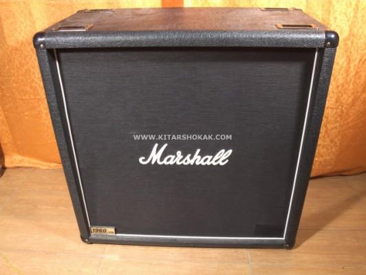 MARSHALL 4x12 1960 B G12-75T AÑO 2011