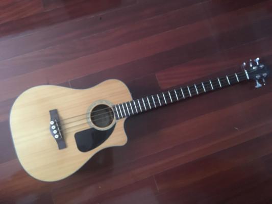 Bajo Acustico Fender CB-100