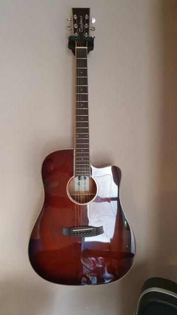 Guitarra acústica tanglewood tw5