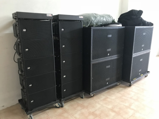Array Rcf Hdl 10A + Subs 8006as