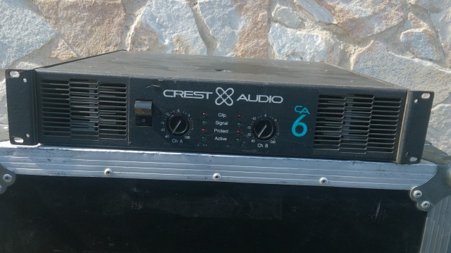 Crest Audio CA6