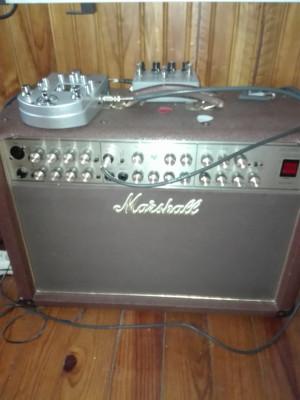 Cambio por amplio de 5w.Marshall acoustic as80r