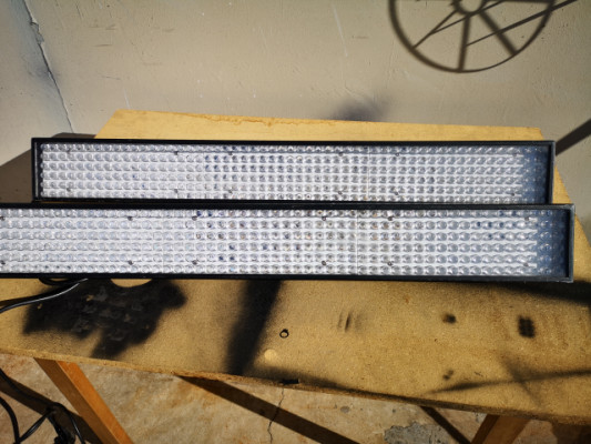 barras LED