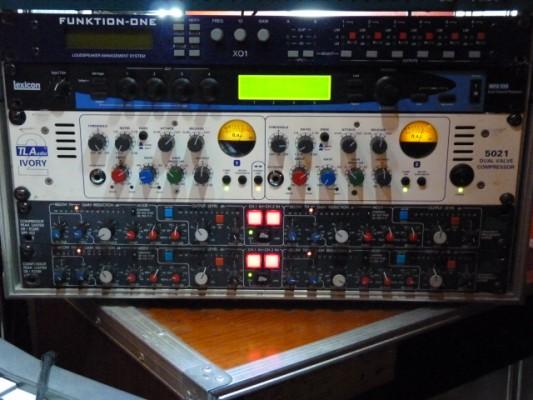 VENDO TL AUDIO IVORY 2 5021 DUAL VALVE COMPRESSOR