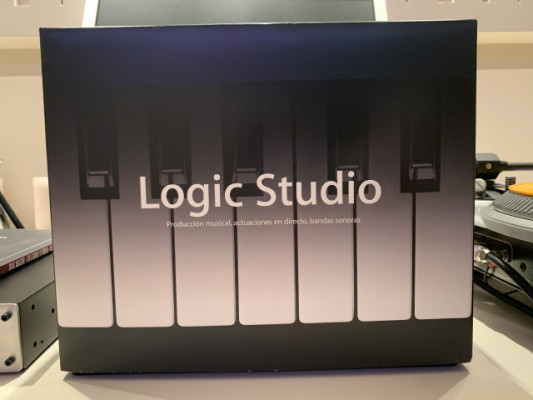 LOGIC PRO 8 (Pack original completo de Apple)